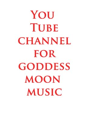 youtube goddessmoonmusic erika may